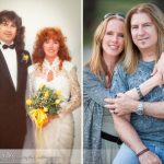 Bob & Darlene then & now